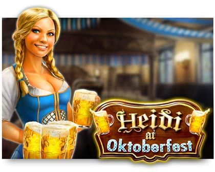 machine à sous Heidi at the Oktoberfest mode gratuit