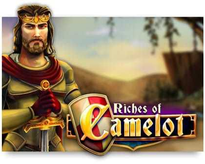 machine à sous Riches of Camelot mode gratuit