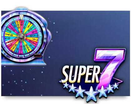 machine à sous Super 7 Stars mode gratuit