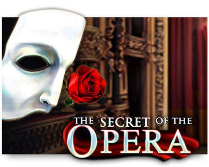 machine à sous The Secret of the Opera mode gratuit