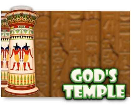 machine à sous God's Temple du logiciel Booongo
