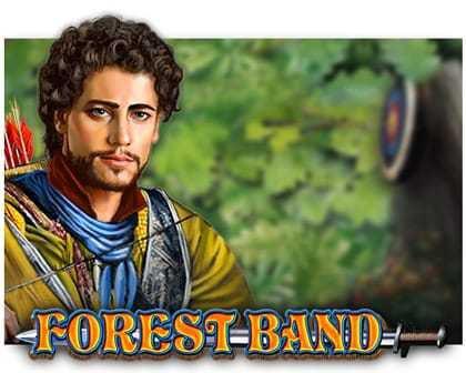 machine à sous Forest Band du logiciel EGT