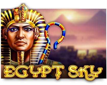 machine à sous Egypt Sky du logiciel EGT
