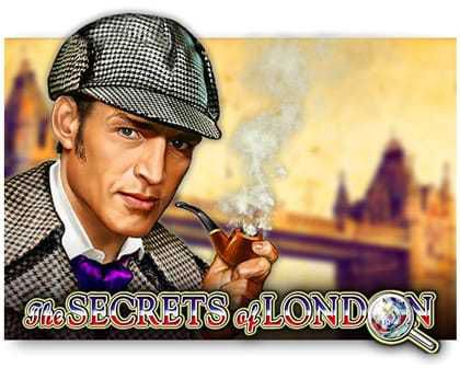 machine à sous The Secrets of London du logiciel EGT