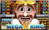 machine à sous en ligne Mega King du logiciel Betsoft