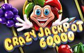 machine à sous en ligne Crazy Jackpot 6000 du logiciel Betsoft