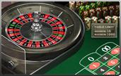 roulette américaine VIP logiciel Betsoft