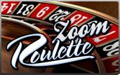Zoom Roulette logiciel Betsoft
