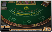 21 Burn Blackjack du logiciel Betsoft