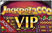 machine à sous en ligne Jackpot 2000 VIP du logiciel Betsoft
