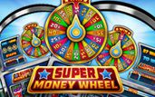 machine à sous en ligne Super Money Wheel du logiciel Betsoft