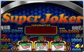 machine à sous en ligne Super Joker du logiciel Betsoft