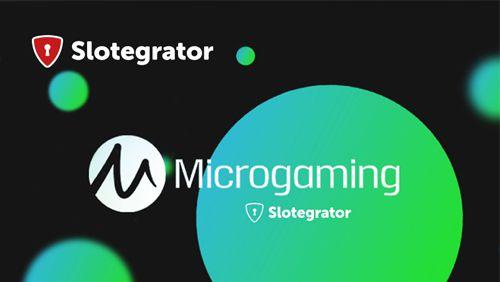 Slotegrator Microgaming