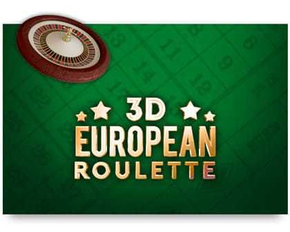 jeu gratuit roulette européenne 3D logiciel Iron Dog Studio