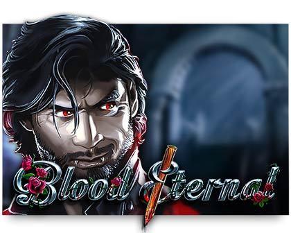 machine à sous en ligne Blood Eternal logiciel Betsoft