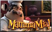 machine à sous Mamma Mia logiciel Betsoft