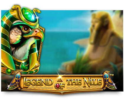 machine à sous en ligne Legend of the Nile logiciel Betsoft