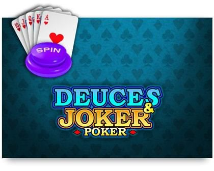 jeu vidéo poker en ligne Deuces and Joker logiciel isoftBet