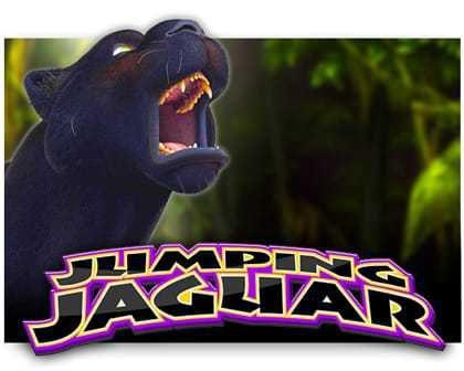 machine a sous en ligne Jumping Jaguar logiciel Rival
