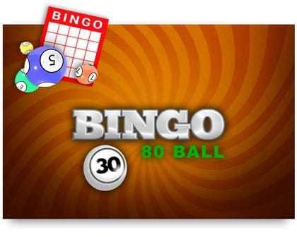 Bingo 80 Ball en ligne logiciel Rival