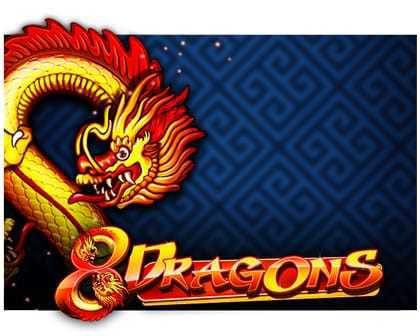 machine a sous 8 Dragons