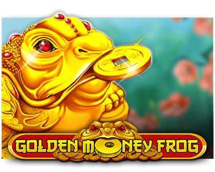 machine à sous en ligne Golden Money Frog
