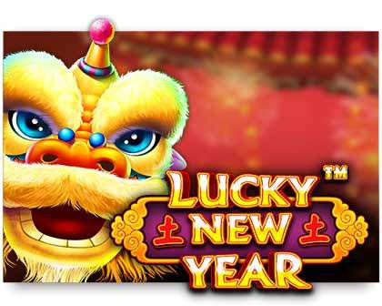 machine à sous Lucky New Year logiciel Pragmatic Play