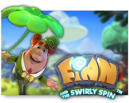 machine à sous Finn and the Swirly Spin logiciel NetEnt
