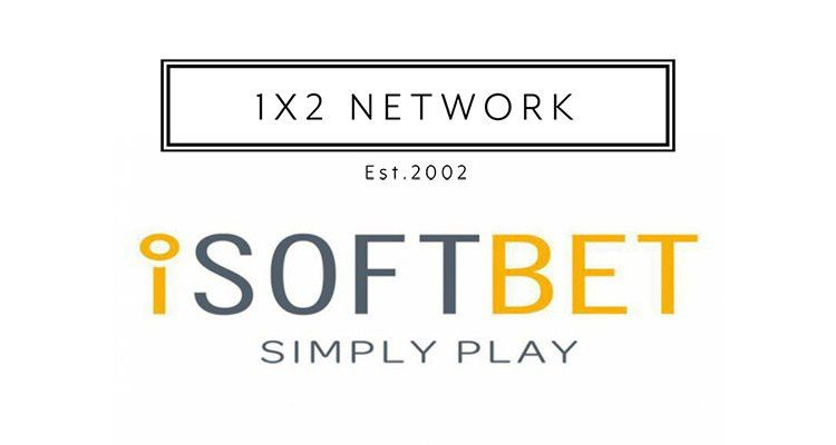 partenariat isoftbet 1x2 network