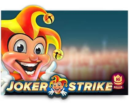 machine à sous Joker Strike logiciel Quickspin