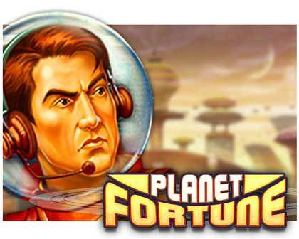 machine a sous Planet Fortune logiciel Play'n Go
