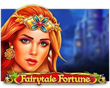 machine a sous Fairytale logiciel Pragmatic Play