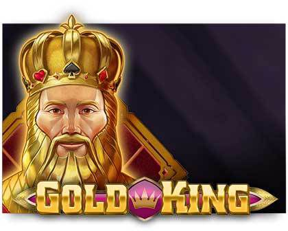 machine a sous Gold king logiciel Play'n Go