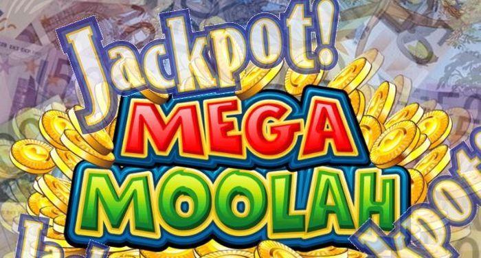 Mega Moolah jackpot progressif