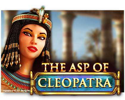 machine à sous The Asp of Cleopatra logiciel Red Rake Gaming