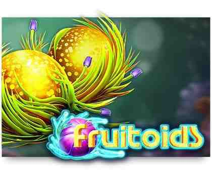 machine à sous fruitoids logiciel Yggdrasil
