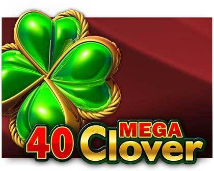 machine à sous 40 Mega Clover logiciel EGT