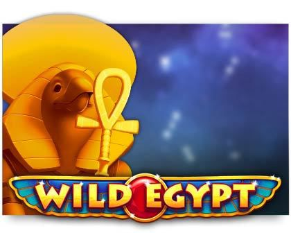 machine à sous Wild Egypt logiciel Red Tiger Gaming