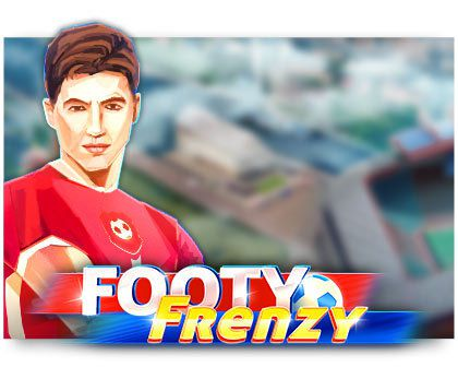 machine à sous Footy Frenzy logiciel Red Tiger Gaming