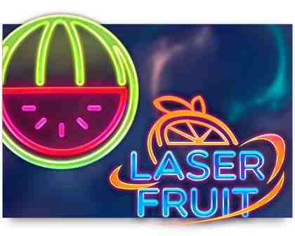 machine à sous Laser Fruit logiciel Red Tiger Gaming