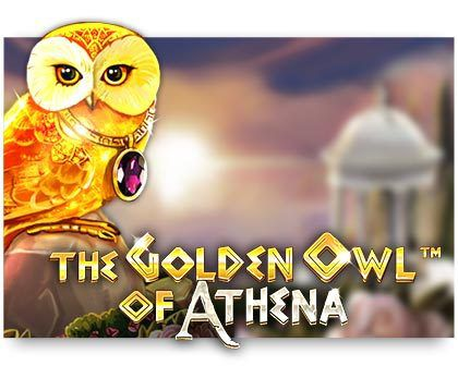 machine à sous The Golden Owl of Athena logiciel Betsoft