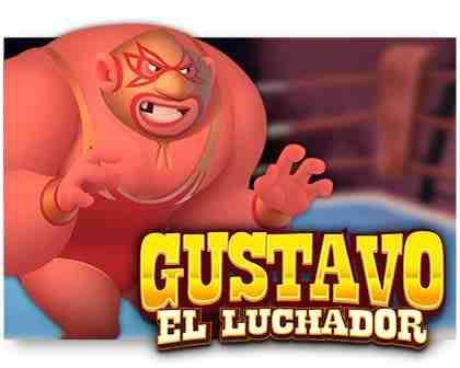 machine à sous Gustavo el Luchador logiciel Leander