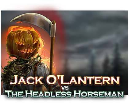 machine à sous Jack O'Lantern logiciel Red Rake Gaming