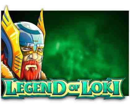 machine à sous Legend of Loki logiciel iSoftBet