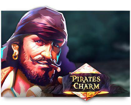 machine à sous Pirate's Charm logiciel Quickspin