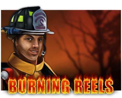 machine à sous Burning Reels logiciel Wazdan