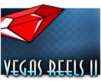 machine à sous Vegas Reels II logiciel Wazdan