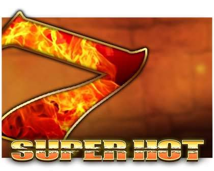 machine à sous Super Hot logiciel Wazdan