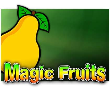 machine à sous Magic Fruits logiciel Wazdan