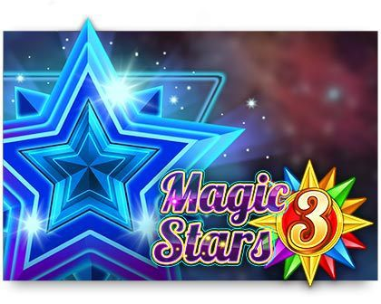 machine à sous Magic Stars 3 logiciel Wazdan